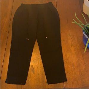Zara Basic black pant